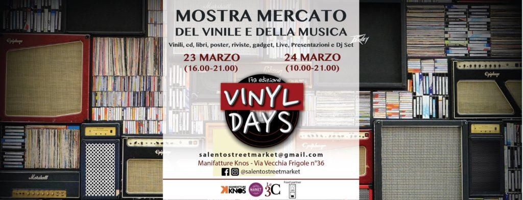 vinyl days Manifatture Knos